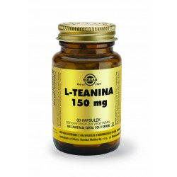 SOLGAR L-Teanina 150mg  60kaps.