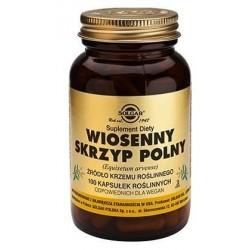 SOLGAR Skrzyp Polny Wiosenny 100kaps.