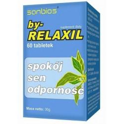 By-Relaxil 60tabl. /SANBIOS/