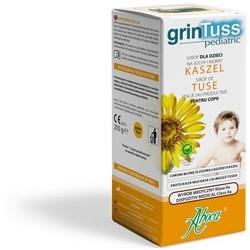 Syrop Grintuss d/dzieci 210g /ABOCA/