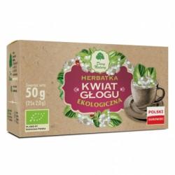 DARY NATURY - Herbatka Głóg kwiat EKO