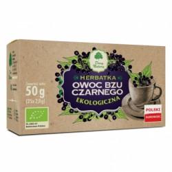 DARY NATURY - Herbatka Bez Czarny owoc EKO