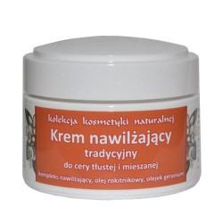 """FITOMED krem nawilżający tradycyjny """"Kolekcja kosmetyki naturalnej"""""""