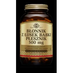 SOLGAR - Błonnik z łusek Babki Płesznik