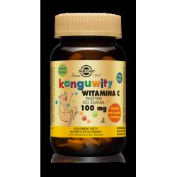 SOLGAR - Kanguwity Witamina C 100 mg