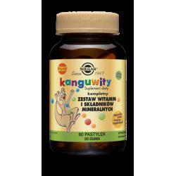 SOLGAR - Kanguwity (smak owoców tropikalnych)