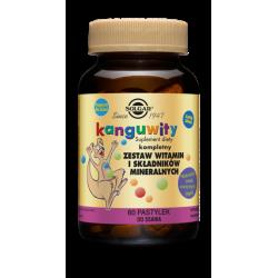 SOLGAR - Kanguwity (soczyste jagody)