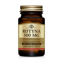SOLGAR - Rutyna 500 mg