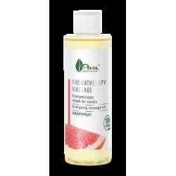 AVA  - Olejek do masażu - grejpfrutowy - Energetyzujący 200ml