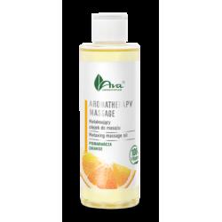 AVA - Olejek do masażu - pomarańczowy - Relaksujący 200ml
