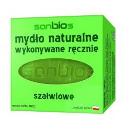 Mydło szałwia /SANBIOS/