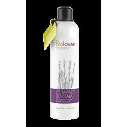 BIOLAVEN - Żel myjący do ciała