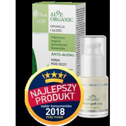 AVA Aloe Organic - Krem pod oczy anti-aging