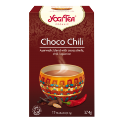 YOGI TEA Czekoladowa chili CHOCO CHILI fix
