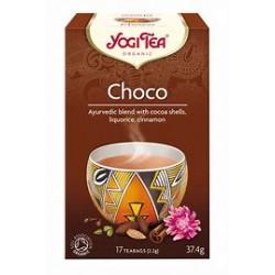 YOGI TEA Czekoladowa CHOCO fix