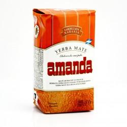 Yerba Mate amanda pomarńczowa 0,5kg