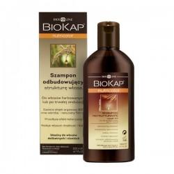 BIOKAP szampon odbudowujący