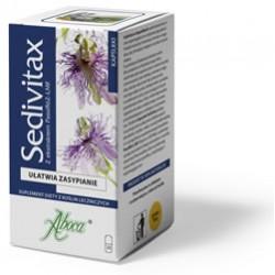 ABOCA - Sedivitax kapsułki