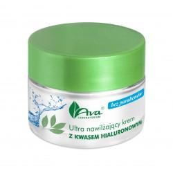 AVA - Krem nawilżający z kwasem hialuronowym