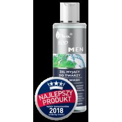 AVA - MEN Żel myjący do twarzy 6 w 1
