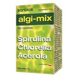 Algi-mix 100 tabl./SANBIOS/