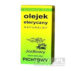 AVICENNA - Olejek eteryczny Jodłowy (Pichtowy)