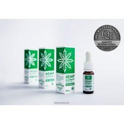 HempElement - Olejek CBD+CBDa 3%