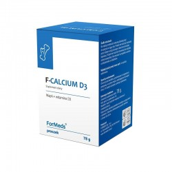 FORMEDS - F-Calcium D3