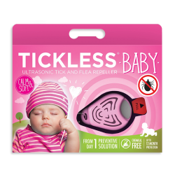 TICKLESS Baby Pink