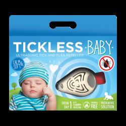 TICKLESS Baby Beige