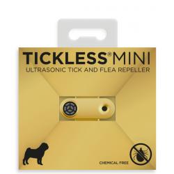TICKLESS - Pet MINI Gold