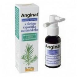 Dr Muller - Anginal spray z olejkiem z drzewka herbacianego