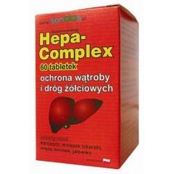 Hepa-Complex 60tabl. /SANBIOS/