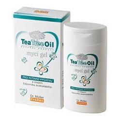 Dr Muller - Żel do higieny intymnej z olejkiem z drzewka herbacianego